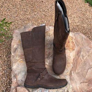 The North Face Rain Drum Brown Camryn II Boots Sz9